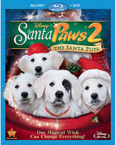 Disney Santa Paws 2: The Santa Pups Blu-ray and DVD Combo Pack