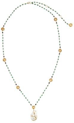 OF RARE ORIGIN Hedera Pearl Lavalier Necklace