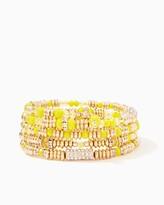 Charming charlie Sparkle Bead Wrap Bracelet