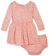 Splendid Infant Girls' Star Print Dress & Bloomers Set - Sizes 0-24 Months