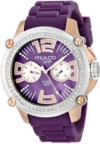 Mulco Women's MW2-28050S-054 Analog Display Swiss Quartz Watch