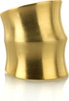 Jacinda gold-plated ring
