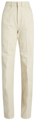 Lemaire High-Rise Straight Jeans