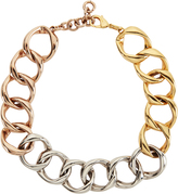 Vita Fede Mini Cosimo Tri-Tone Necklace