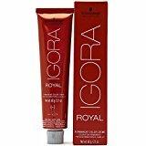 Schwarzkopf Igora Royal Permanent Creme Hair Color 2oz/60ml (6-12)