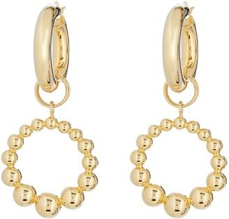 Mounser Effervescence Hoop Earrings