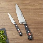 Crate & Barrel Wüsthof ® Classic 2-Piece Prep Knife Set