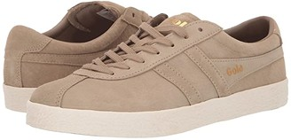 Gola Trainer Suede (Cappuccino/Off-White) Women's Shoes