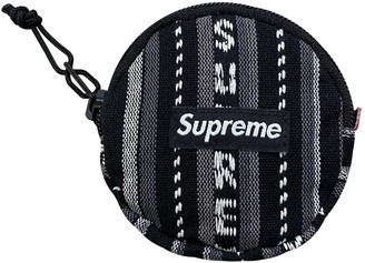 Supreme Black Cloth Small bags, wallets & cases