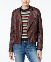 Joujou Jou Jou Faux-Leather Jacket