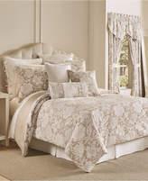 Croscill Nellie 4-Pc. Floral King Comforter Set