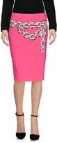 Moschino Cheap & Chic MOSCHINO CHEAP AND CHIC Knee length skirts - Item 35333328