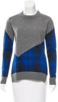 Thakoon Patterned Rib Knit Sweater w/ Tags