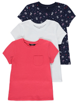 George 3 Pack Assorted Tops