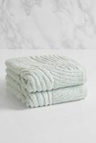 Natori Dynasty Wave Hand Towel - Porcelain