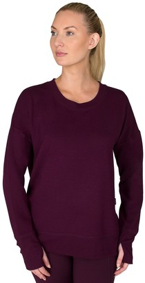Jockey Women's Sport Thumbhole Sweatshirt