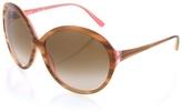 BLINDE - Way Hot oversized sunglasses