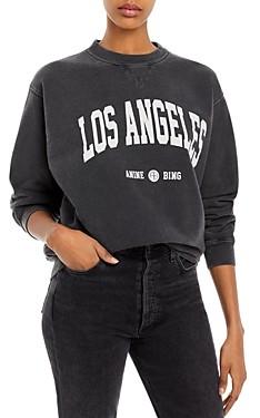 Anine Bing Ramona Graphic Sweatshirt