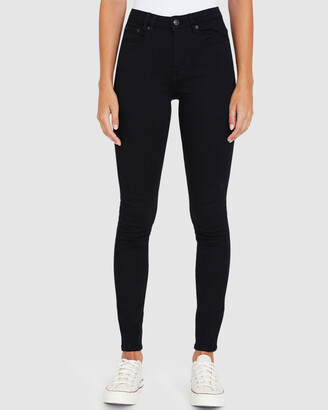Insight Women's Jeans - Molly Mid Rise Skinny Jeans - Size One Size, 28 at The Iconic
