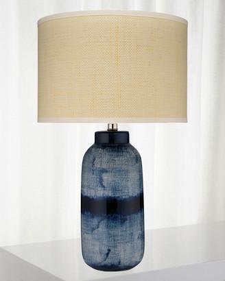 Jamie Young Large Batik Table Lamp