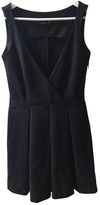 Isabel Marant Anthracite Wool Dress