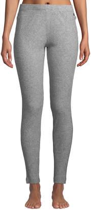 Natori Ulla Ribbed-Knit Lounge Leggings