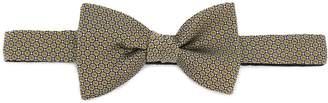 Lanvin printed bow tie