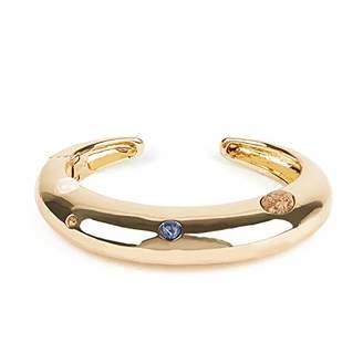 Rebecca Minkoff Chubby Multi Stone Cuff Bracelet