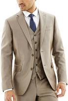 Jf J.Ferrar JF Slim-Fit Luster Herringbone Suit Jacket