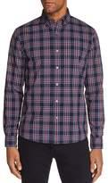 Michael Kors Acton Check Slim Fit Long Sleeve Button-Down Shirt - 100% Exclusive