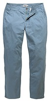 Jacamo Dusky Blue Basic Chino 31In Leg Length
