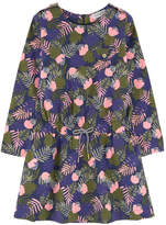 Jean Bourget Printed dress