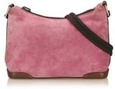 Prada Pre-owned: Suede Shoulder Bag.