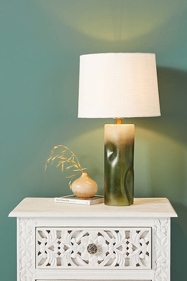 Anthropologie Moss Table Lamp By in Assorted Size M