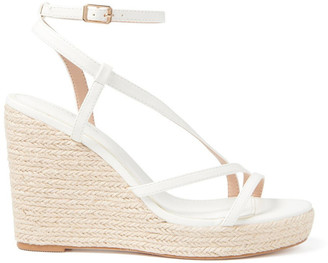 Forever New Ally Asymmetric Espadrille Wedge