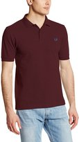 Fred Perry Men's Plain Slim Fit Shirt