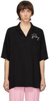 Burberry Black Randall Casual Shirt