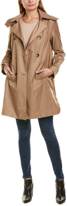 Tahari Medium Trench Coat