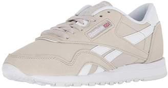 Reebok Women's CL Nylon Neutrals Sneaker