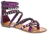 Zigi Soho Parker Jeweled Gladiator Sandal