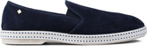 Rivieras Navy Suntan Marine Loafer
