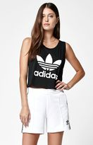 adidas Loose Cropped Muscle Tank Top