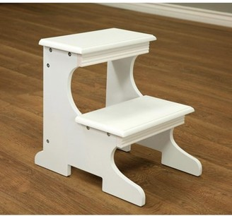 Home Craft Furniture Home Craft Step Stool, Multiple Colors