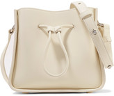 3.1 Phillip Lim Soleil Mini Leather Shoulder Bag - Off-white