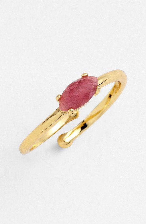 Ariella Collection Marquise Cut Stone Ring (Nordstrom Exclusive)
