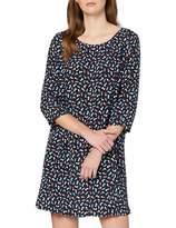 Tommy Jeans Women's Aline Print 3/4 Sleeve Dress