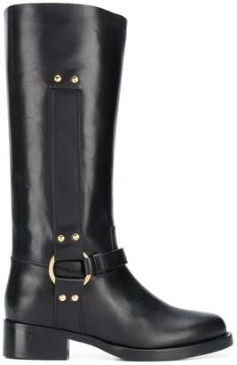 Etro knee length boots