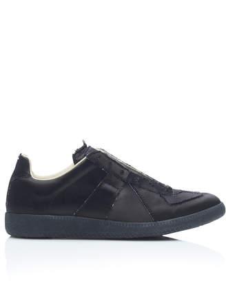 Maison Margiela Satin Sneakers