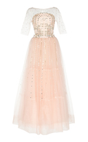 Temperley London Cannes Bow Dress