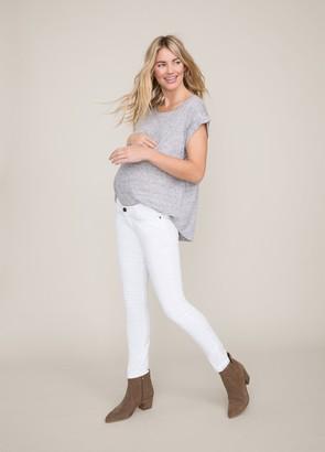 Hatch The Nearly Skinny Maternity Jean